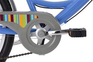 "24"" Children's Bike Girls ""GURLZ"" Blue 6 Speed New Kids' Bike 149K"