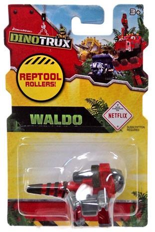 DinoTrux Waldo Klemmo reptool roller