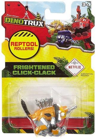 DinoTrux Click Clack reptool roller