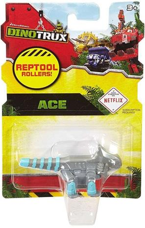 DinoTrux Ace reptool roller