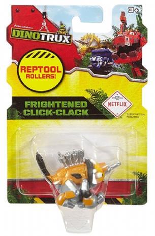 DinoTrux Frightend Click Clack Reptool roller