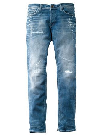 Suorat farkut Jack & Jones blue denim47751/90X