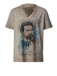 T-paita Hangowear luonnonvaalea54451/60X