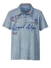 Lyhythihainen paita Hangowear sininen/monivärinen54466/40X