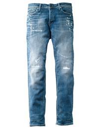 Suorat farkut Jack & Jones blue denim78160/50X