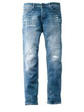 Suorat farkut Jack & Jones blue denim97455/60X