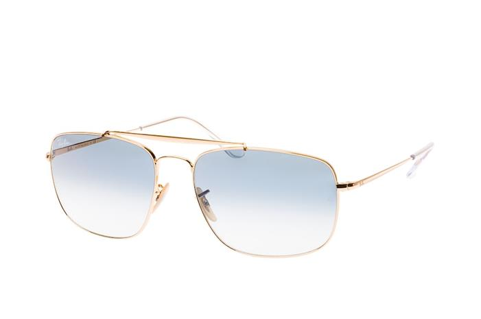 Ray-Ban The Colonel RB 3560 001/3F, Aurinkolasit