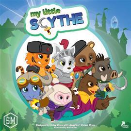 My Little Scythe Lautapeli