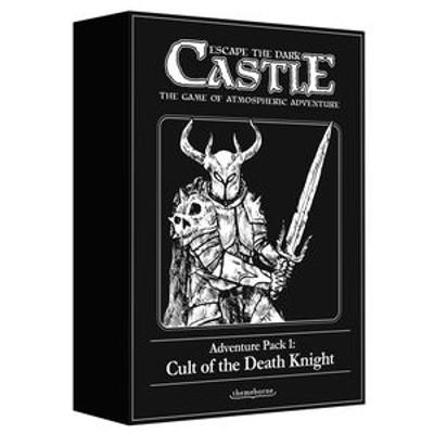 Escape the Dark Castle: Cult of the Death Knight Lautapeli