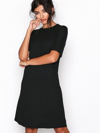 Only onlLONA 2/4 Dress Jrs Skater-mekot Musta