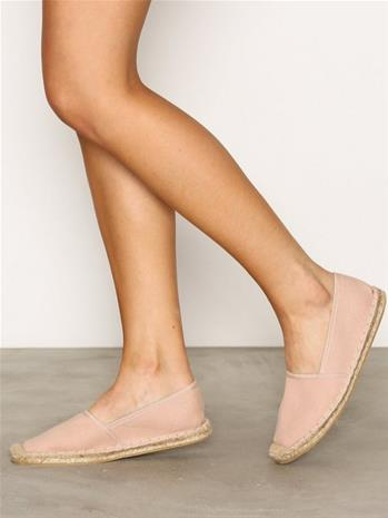 NLY Shoes Espadrilles Espadrillot Vaaleanpunainen