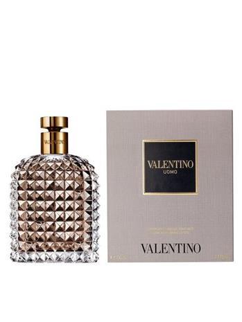 Valentino Valentino Uomo Aftershave Lotion Tuoksut Läpinäkyvä