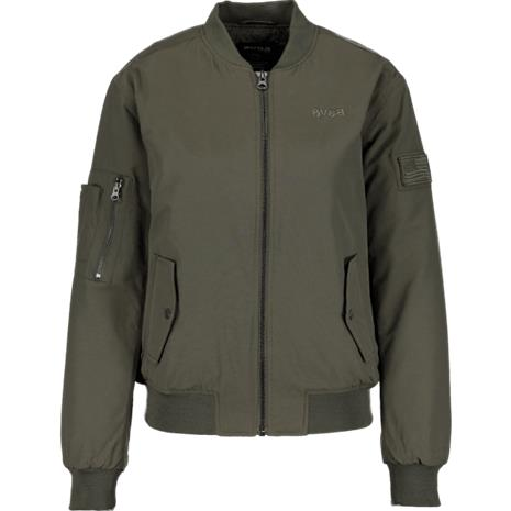 Svea SO NANCY BOMBER W FORRESTGREEN