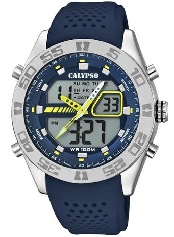 Calypso Stal Digital/Analog K5774/3