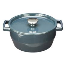 Pyrex Uunipata 3,6 l pyöreä valurauta harmaa