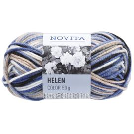 Novita Lanka 50 g Helen Color Toffee