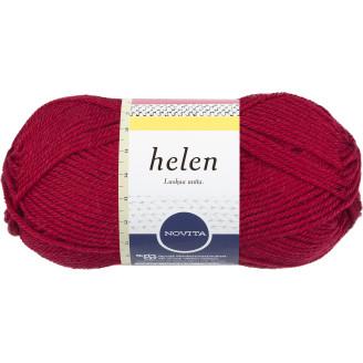 Novita Lanka 50 g Helen punainen