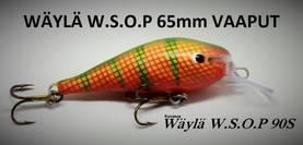 Wäylä W.S.O.P 65mm, Väri 90S