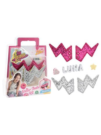 Soy Luna Slide Charms with Flash Wings Puff