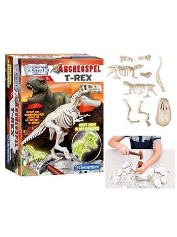 Clementoni Science &amp Game-T-Rex