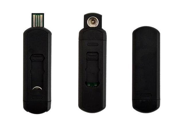 Sähköinen mini ladattava USB kevyempiä , HouseholdSupplies