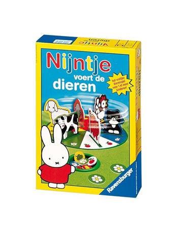 Ravensburger Miffy Feats the Animals