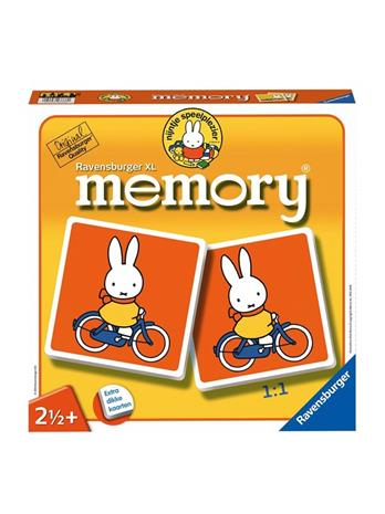 Ravensburger Miffy XL Memory