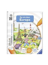 Ravensburger Tiptoi-travel through Europe