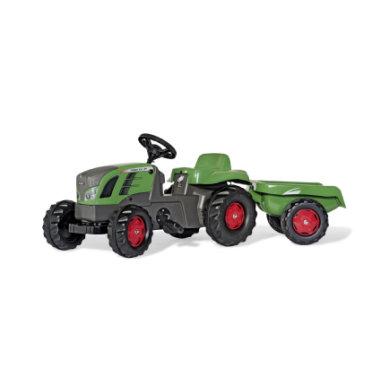 ROLLY TOYS rollyKid Fendt 516 Vario Traktori ja peräkärry 013166
