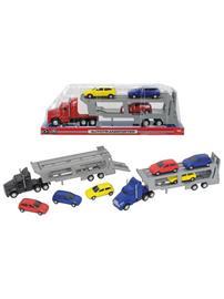 Dickie Car Transporter