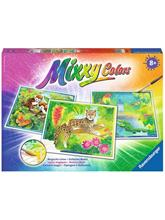 Ravensburger Mixxy Colors Maxi - Exotic Animals