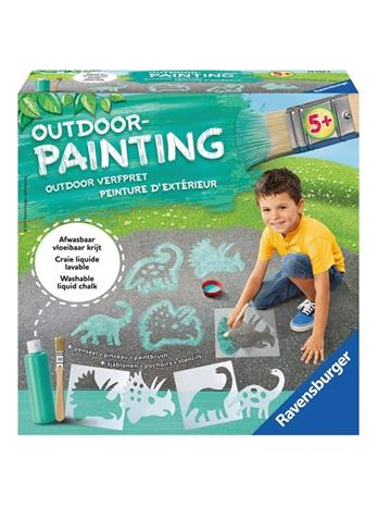 Ravensburger Outdoor Painting - Dino