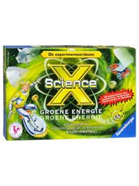 Ravensburger ScienceX Green Energy