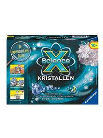 Ravensburger ScienceX Crystals