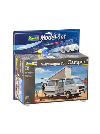 - Unknown Model Set Volkswagen T3 Camper