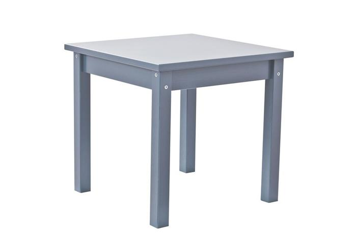 Hoppekids - MADS Children Table - Grey