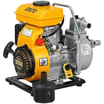 RATO RT25ZB, polttomoottori vesipumppu