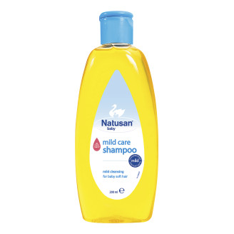 Natusan Baby Shampoo 200 ml Mild Care