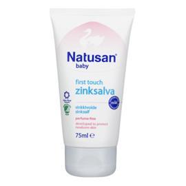 Natusan Baby Sinkkivoide 75 ml First Touch