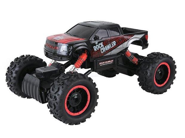 Rock Crawler RC car - 1:14 - Red (534417)