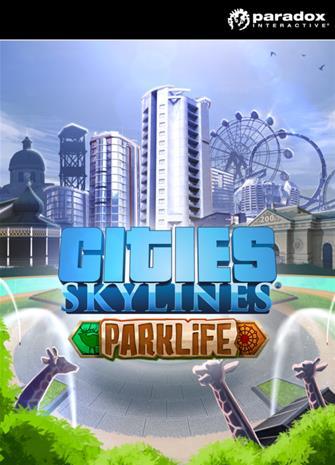 Cities: Skylines - Parklife (lisäosa), PC-peli