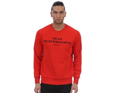 Peak Performance Logo Crew