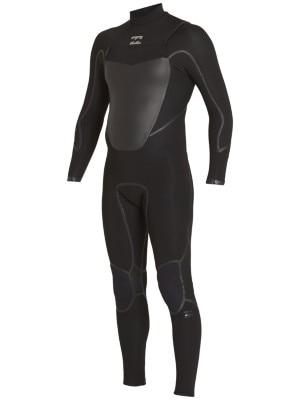Billabong 3/2 Absolute X Chest Zip Wetsuit black Miehet