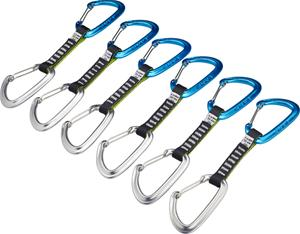 Camp Orbit Wire Express 6 Pack Jatkot 11 cm , sininen/hopea
