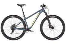 Kona Honzo AL/DL etujousitettu maastopyörä , keltainen/sininen