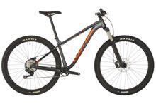 Kona Honzo AL etujousitettu maastopyörä , harmaa