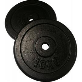 Levypainot, rauta (2x2.5-15kg) 30mm