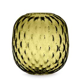 H Skjalm P Scarlett lasimaljakko mustard