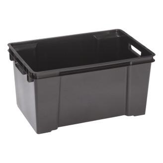 Varastolaatikko 50 l Allibert musta