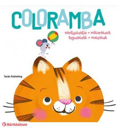 Coloramba! Kissa värityskirja